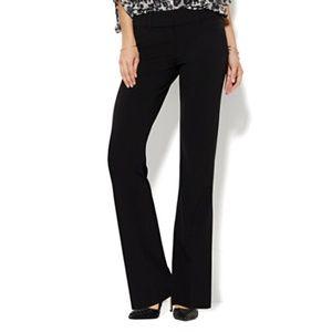 3/$20 New York & Company Black Dress Pants